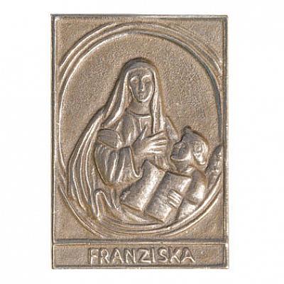 Namenspatron Franziska