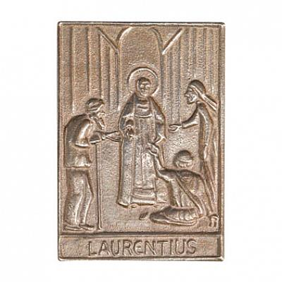 Namenspatron Laurentius