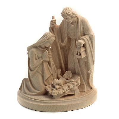 Nazareth Familie (10 cm, Naturbelassen)