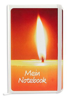 Notizbuch 'Kerze Gottes Licht'