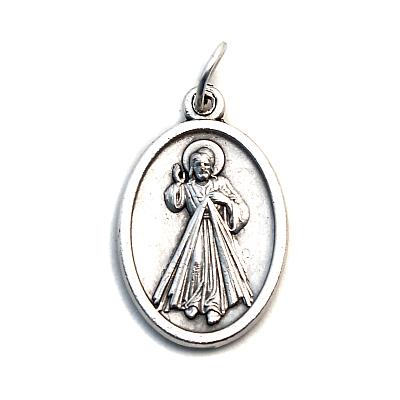 Medaille 'Barmherziger Jesus'