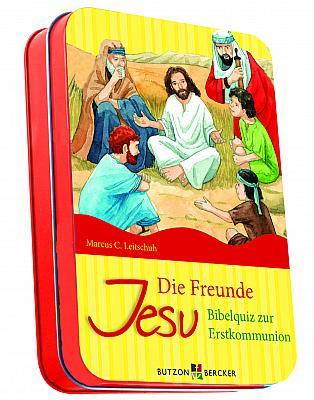 Quizkarten 'Die Freunde Jesu' mit Bibelfragen