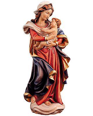 Salzburger Madonna, Holz