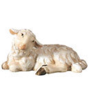 Schaf liegend (Betlehem Krippe)
