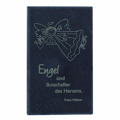 SchieferMoment 'Engel sind Botschafter des Herzens'