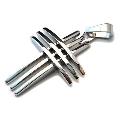 Silberkreuz 'Stäbe des Herrn'