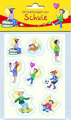 Stickerbogen 'meine Schutzengel für den Schulweg'