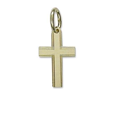 Taufkreuz aus Gold II