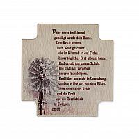 Mit Spruch, Gebet oder Segen