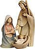 Heilige Familie Artesa (coloriert)